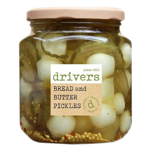 Drivers Bread & Butter Pickles