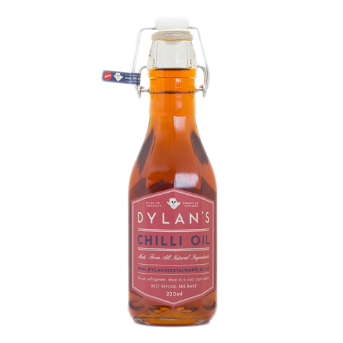 Dylan's Chilli Oil