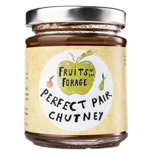 Fruits of the Forage Heritage Pear Chutney - 200g