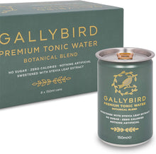 Load image into Gallery viewer, Gallybird Premium Botanical Tonic Fridge Pack