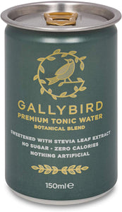 Gallybird Premium Botanical Tonic Fridge Pack