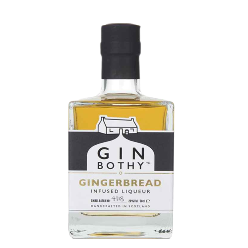 Gin Bothy Gingerbread Infused Liqueur (50ml)