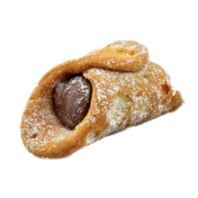 Load image into Gallery viewer, Hazelnut Chocolate Cannoli