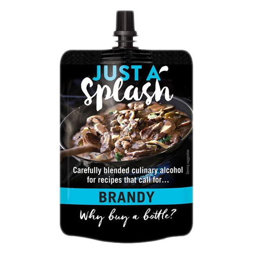 Just a Splash Cooking Brandy
