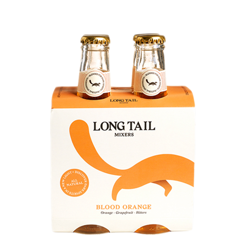 Long Tail Blood Orange Mixer