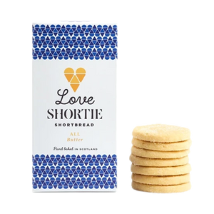 Love Shortie All Butter Shortbread