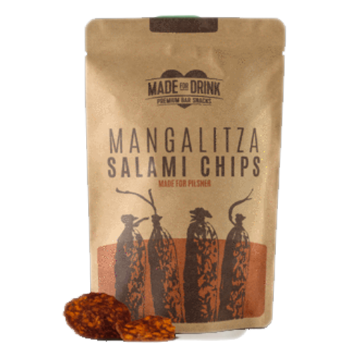 Made for Drink Mangalitza Salami Chips