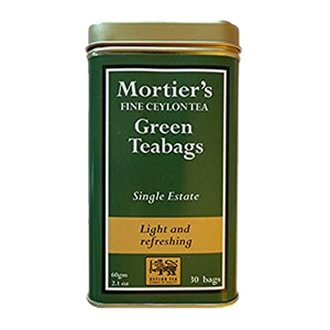 Mortiers Green Tea Loose
