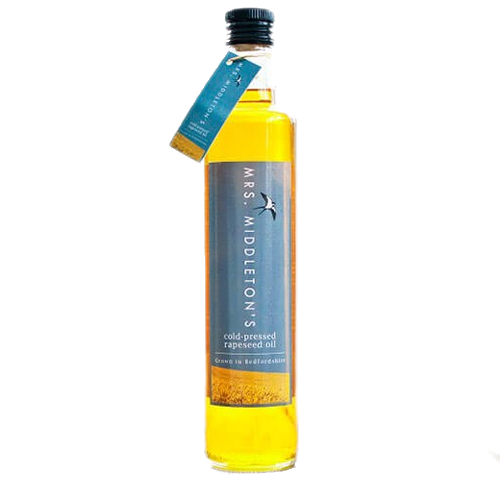 Mrs Middleton's Natural Oil 250ml