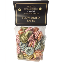 Load image into Gallery viewer, Rainbow Sombrerini Pasta 250g
