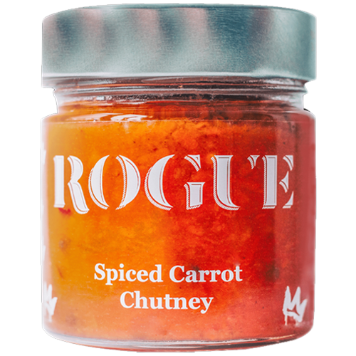 Rogue Spiced Carrot Chuney 245g
