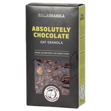 Load image into Gallery viewer, Rollagranola Absolutely Chocolate 350g