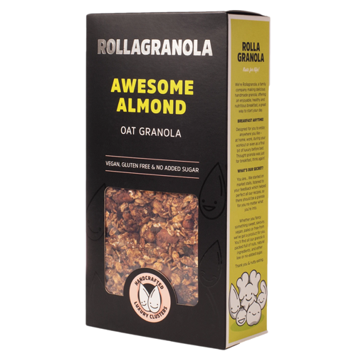 Rollagranola Awesome Almond