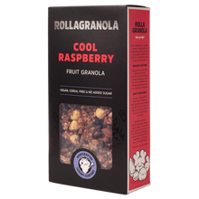Load image into Gallery viewer, Rollagranola Cool Raspberry