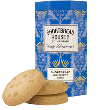 Load image into Gallery viewer, Shortbread House Gift Tin Clotted Cream 140g