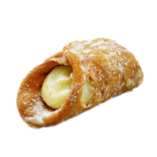 Sicilian Cannoli with Lemon Cream 150g