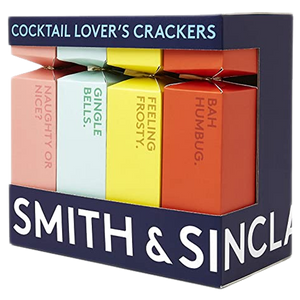Smith & Sinclair Cocktail Lover's Crackers