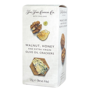 TFCC Walnut, Honey & Extra Virgin Olive Oil Crackers