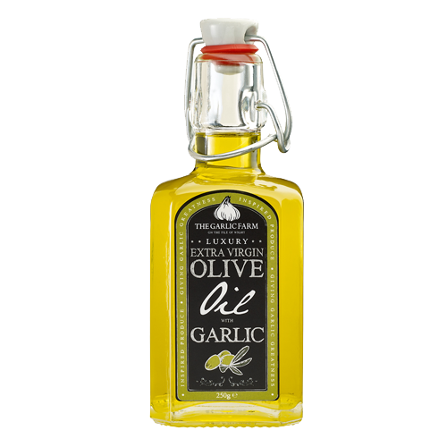 TGF Extra Virgin Olive Oil with Garlic
