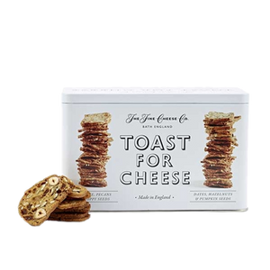 The Fine Cheese Co Toast For Cheese Gift Tin