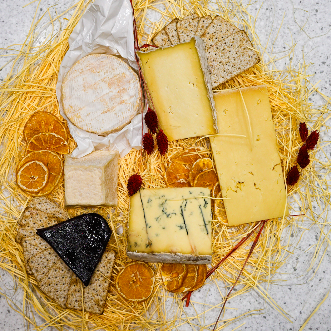 The Best of British Cheeseboard 2020