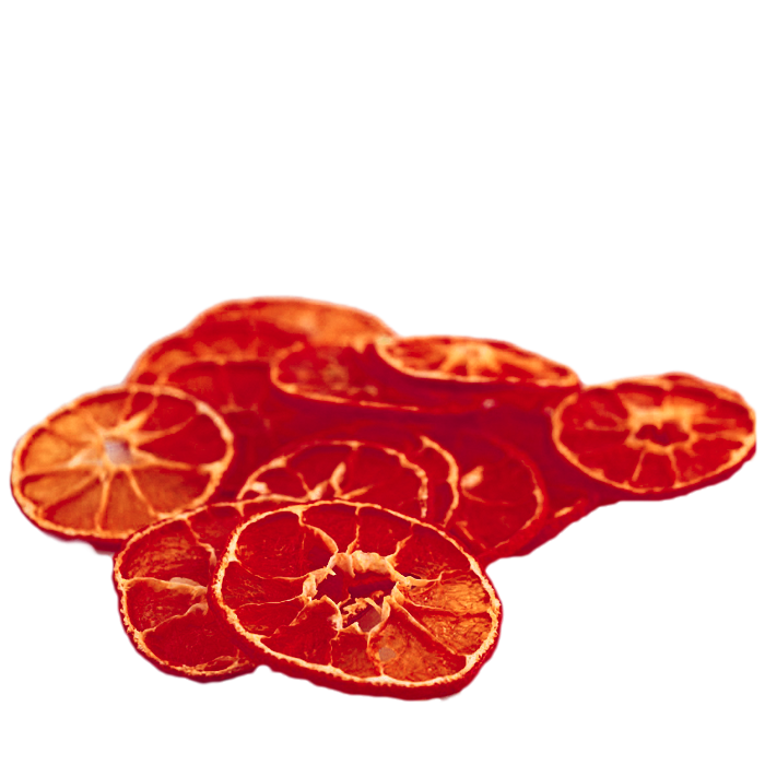 Dardiman's California Dried Blood Orange Crisps