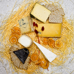 The Traditional Cheeseboard 2020