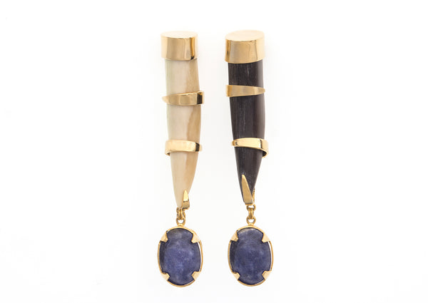 Cacho Tallado Earrings
