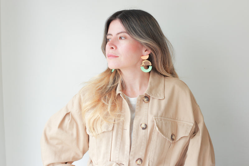 Ángela Earrings