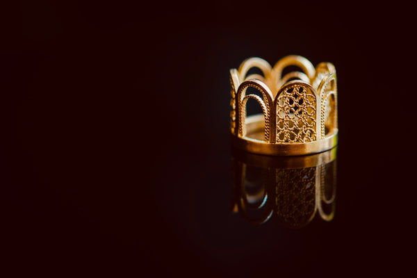 Escama Ring