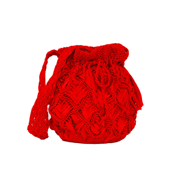 Mini Armor Dormido Mochila Red