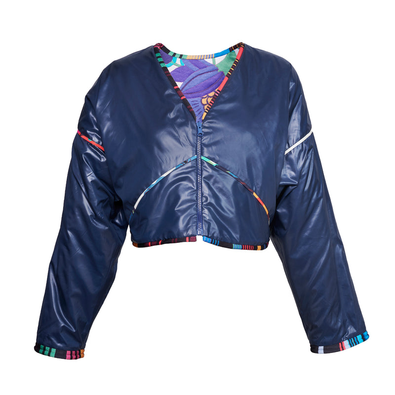 Retro Reversible Jacket