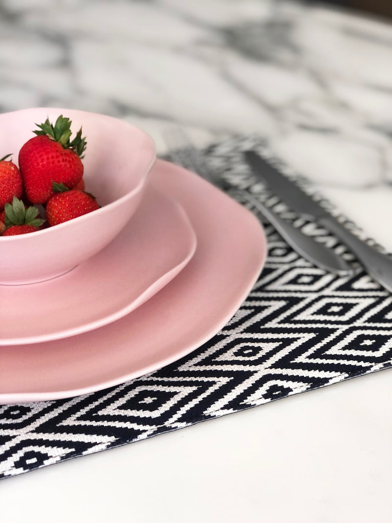 Azucena Dinner Plate Blush
