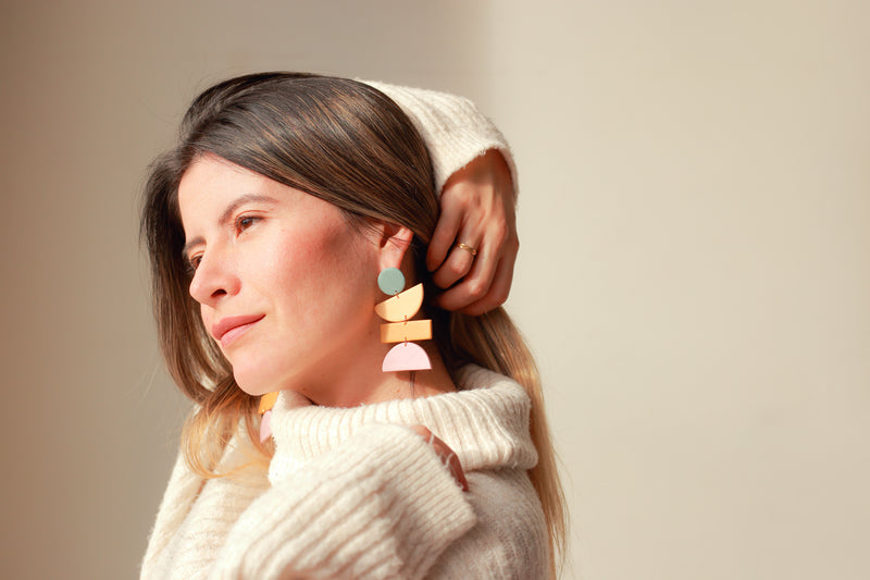 María Earrings