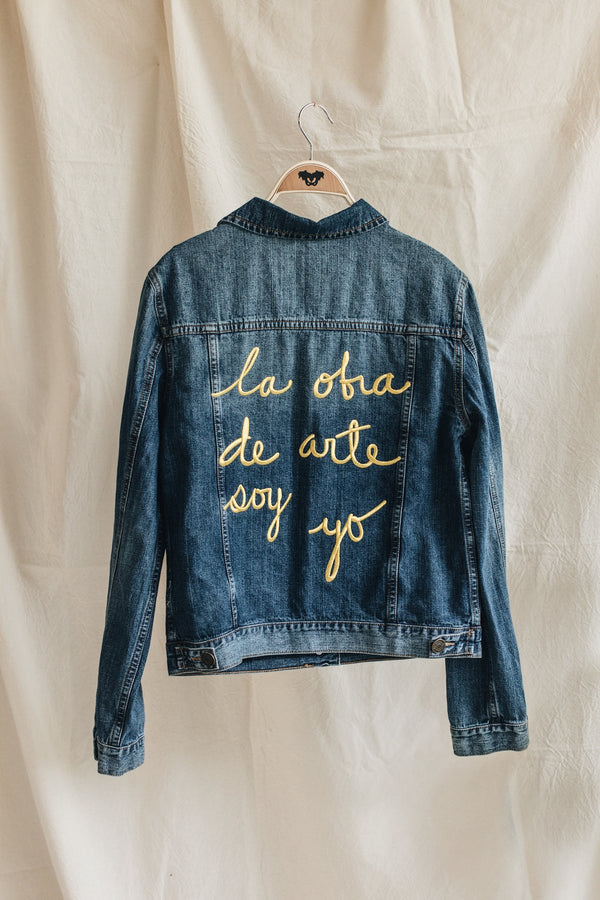 Classic Denim Jacket Lodasy