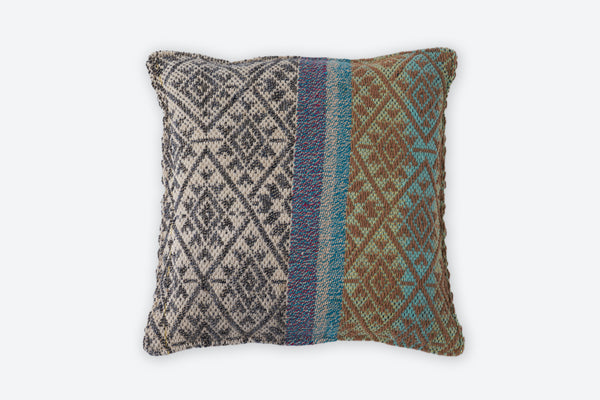 Cajamarca Pillow Cover - Blue