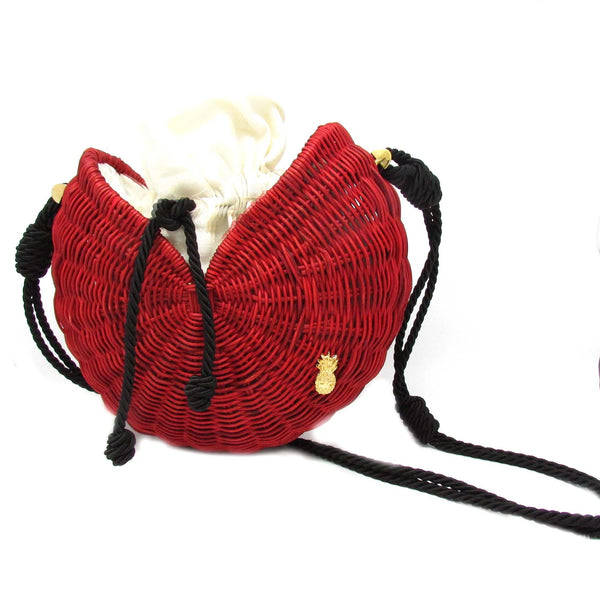 Miranda Bag Cherry Red