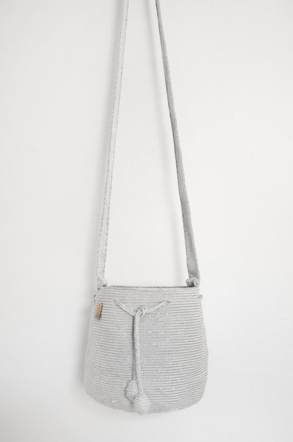 Kai Kashii Medium Bag silver