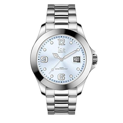 Ice Steel Womens Analogue Quartz Watch with Stainless-Steel Bracelet IC016891