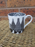Black Willow Mug