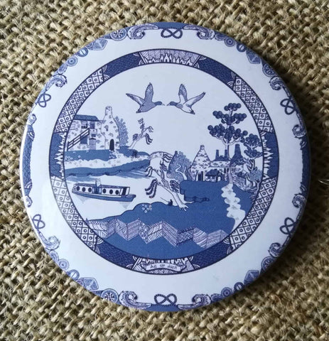 Willow Pocket Mirror