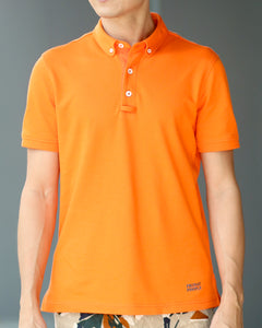 Active Polo - Orange