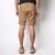 All-Round Shorts - Caramel - Friday People - 2