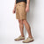 All-Round Shorts - Caramel - Friday People - 3