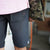 All-Round Shorts - Charcoal - Friday People - 6