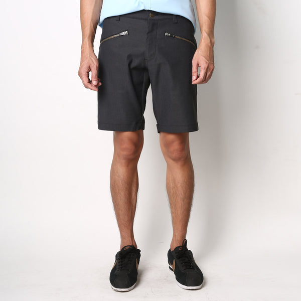 All-Round Shorts - Charcoal - Friday People - 1