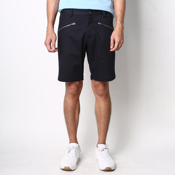 All-Round Shorts - Navy - Friday People - 1