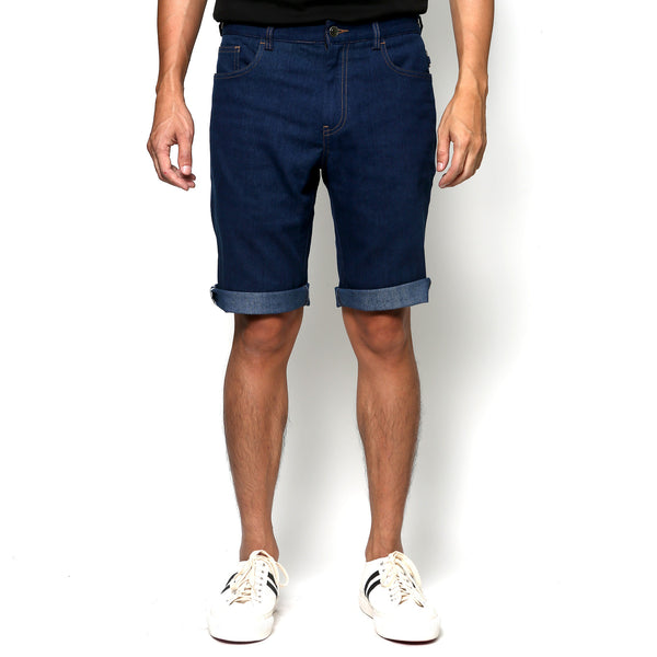 Urban Shorts - Blue Denim