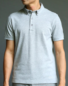 Active Polo - Grey