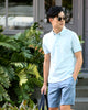 Active Polo - Light Blue